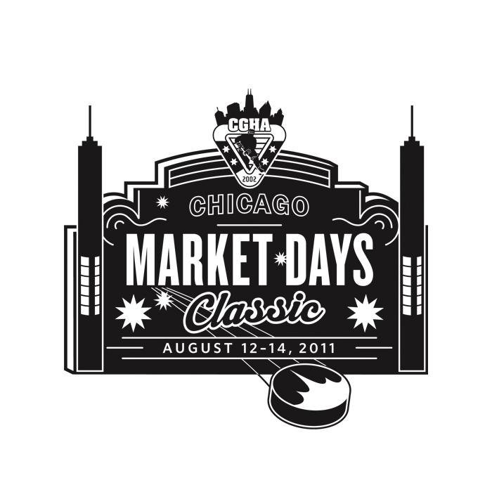 CGHA Market Days Brand & Materials