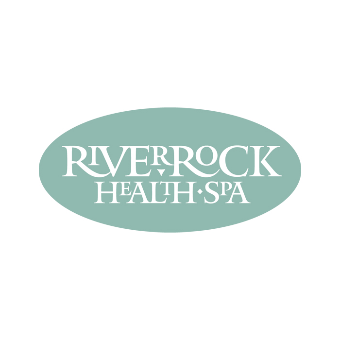 River Rock Health Spa Brand
