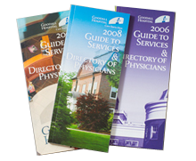 Goodall Hospital Service & Physician Guides