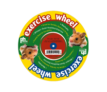 Prevue EXERCISE WHEEL Point of Purchase