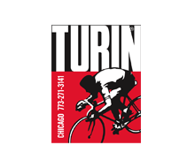 TURIN Sticker