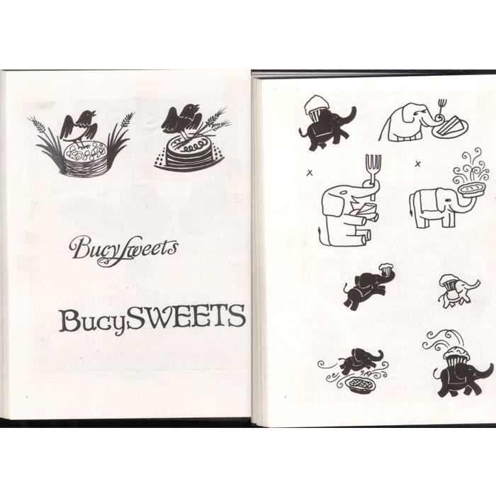 Bucysweets Brand & Identity