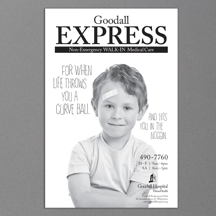 Goodall Hospital GOODALL EXPRESS Campaign
