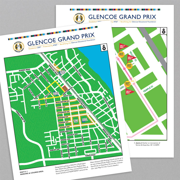 GEF Glencoe Grand Prix Package