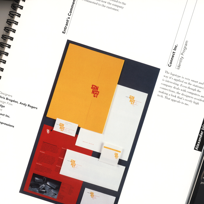 Connect Brand & Materials